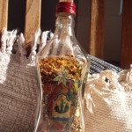 bottle of spice mix