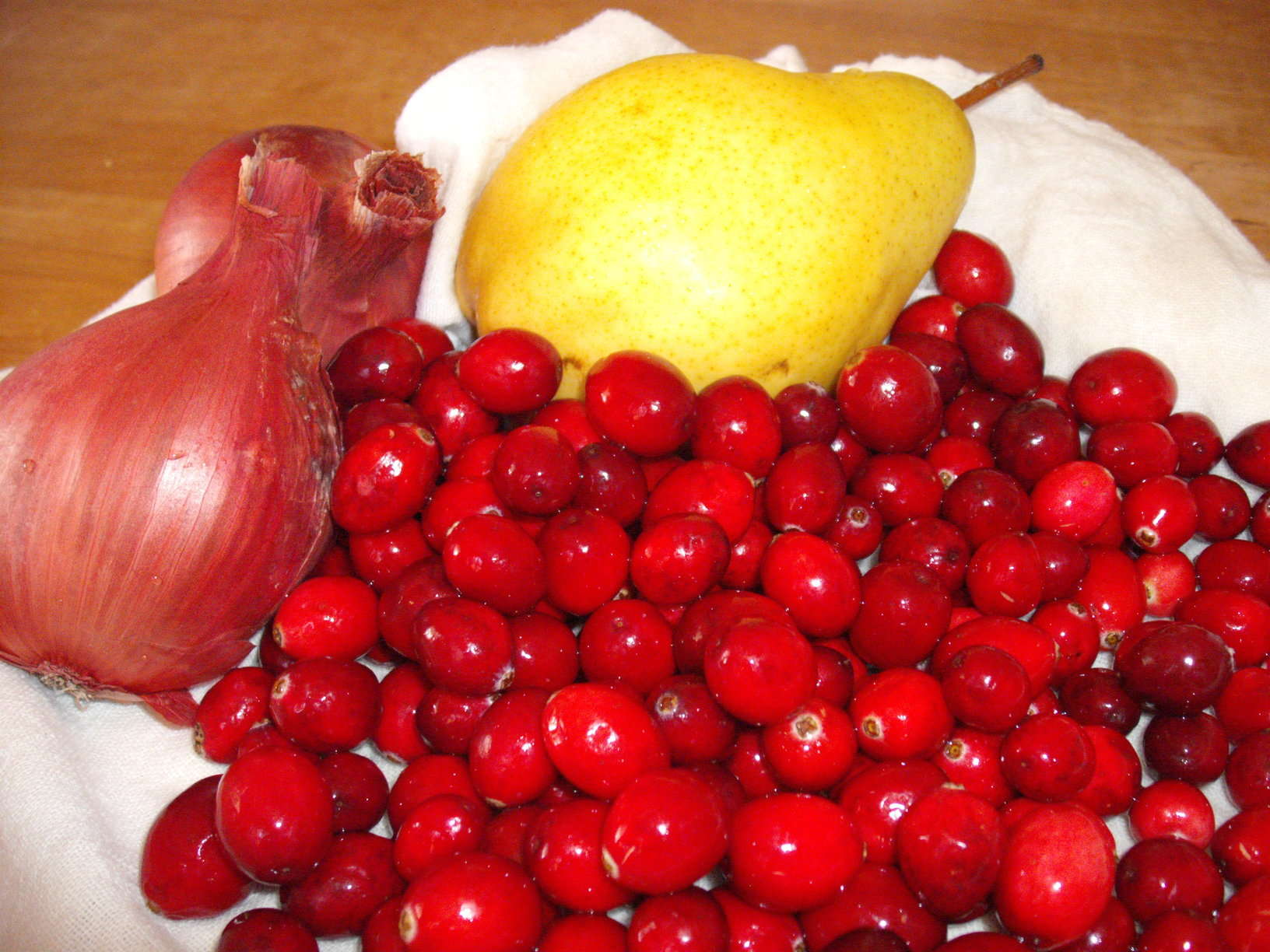 Debbie's Incredible Cranberry Sauce