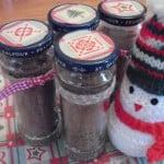 Cocoa Mix Jars
