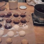 coconut candy process
