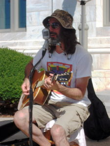 Musician Graham Pagano