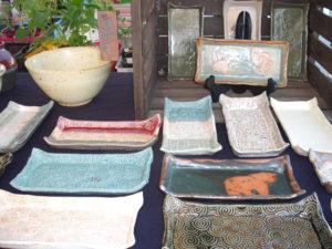 John Boss ceramic trays