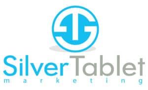 logo for Sliver Tablet Marketing