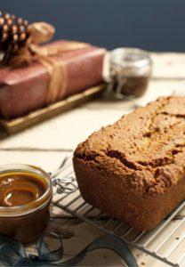 Gluten-Free Pumpkin Almond Bread