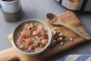 Amaranth Cardamom Porridge