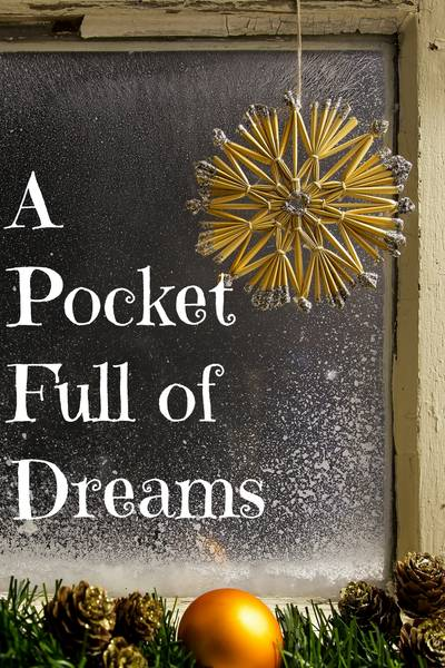 Title page for A Pocket Full of Dreams