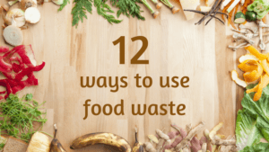 Delicious Living Magazine Article Image: 12 ways to use food waste