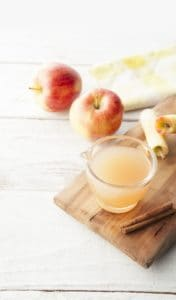 Delicious Living Magazine image for apple core syrup