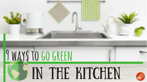 Delicious Image: 9 ways to go green in the kitchen