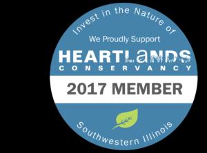 Heartlands Conservancy Member Medal