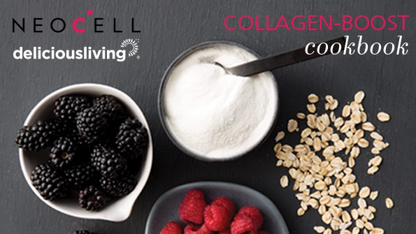 NeoCell Collagen-Boost Cookbook cover