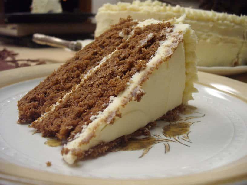 Cafe Royale Borgia Cake