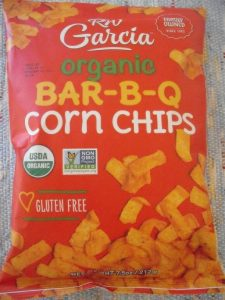 RW Garcia Organic Bar-B-Q Corn Chips