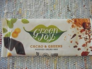 Green Joy Cacao & Greens Pressed Salad Bar