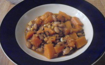 Three Sisters Vegan Cassoulet