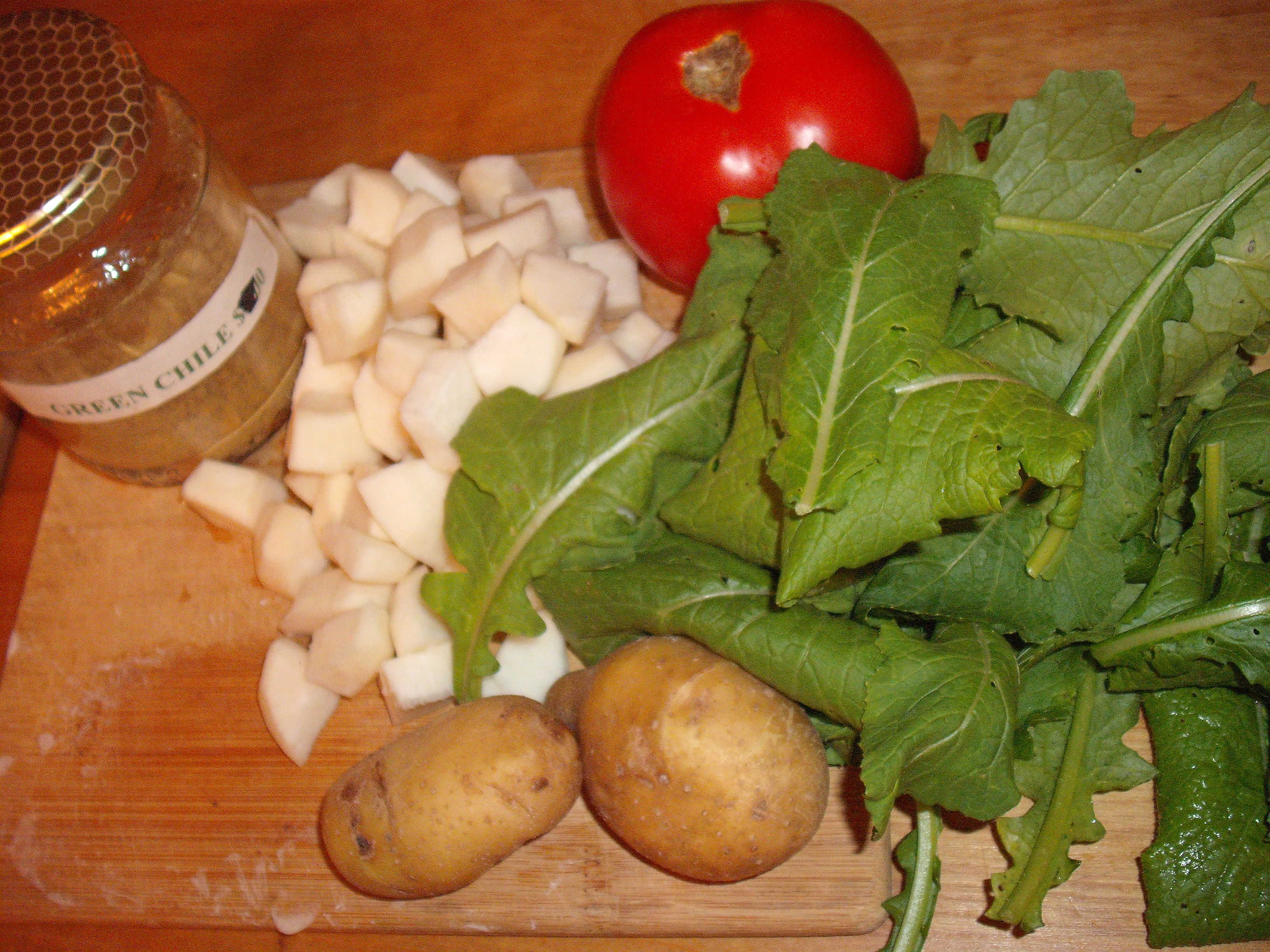 Turnips… Turned Up by Surprise