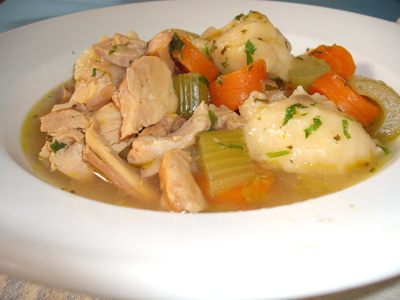 The Stewing Hen: The Perfect Ingredient for Chicken and Dumplings