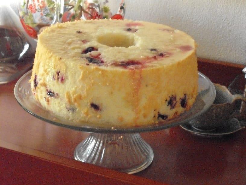 Celebrating Birthdays with Blueberries, Lemons, Lavender and Love