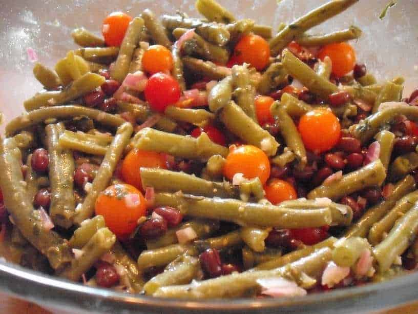 Falling in Love with Harvest Green Beans