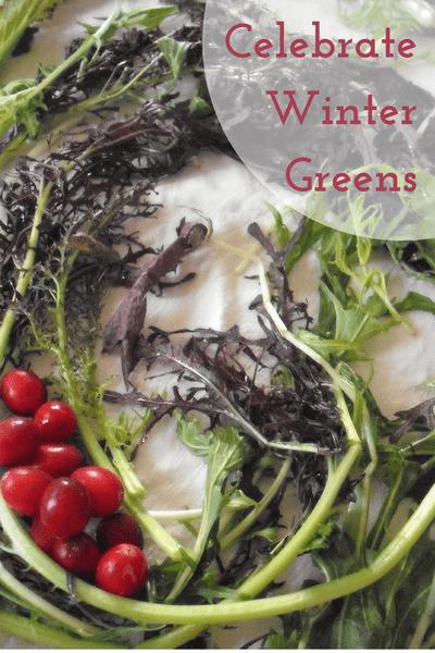 Green Gal Winter Salad