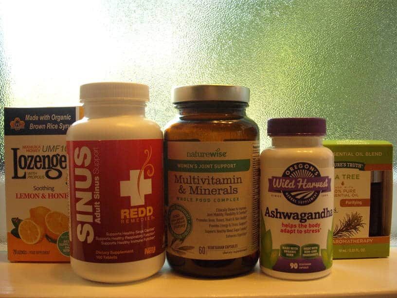 Summer Symptom Relief from The Shepherd's Wife and the New Hope Network Blogger Box