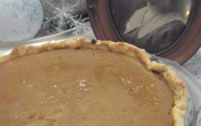 Lardy, Let's Bake a Christmas Pie!