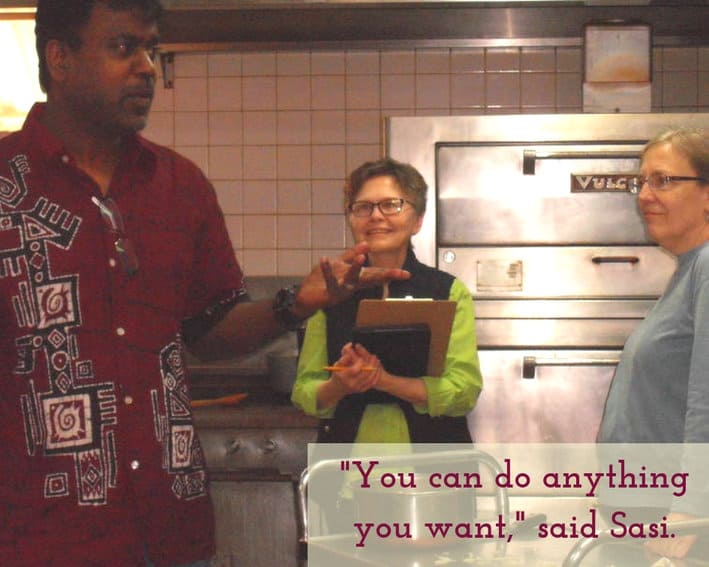 Home Cooking at La Vista: A Recipe for Courage