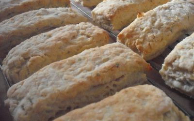 Lovin' My Biscuits!