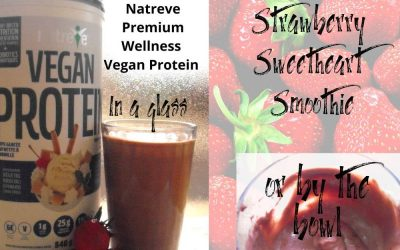 The Strawberry Sweetheart Smoothie