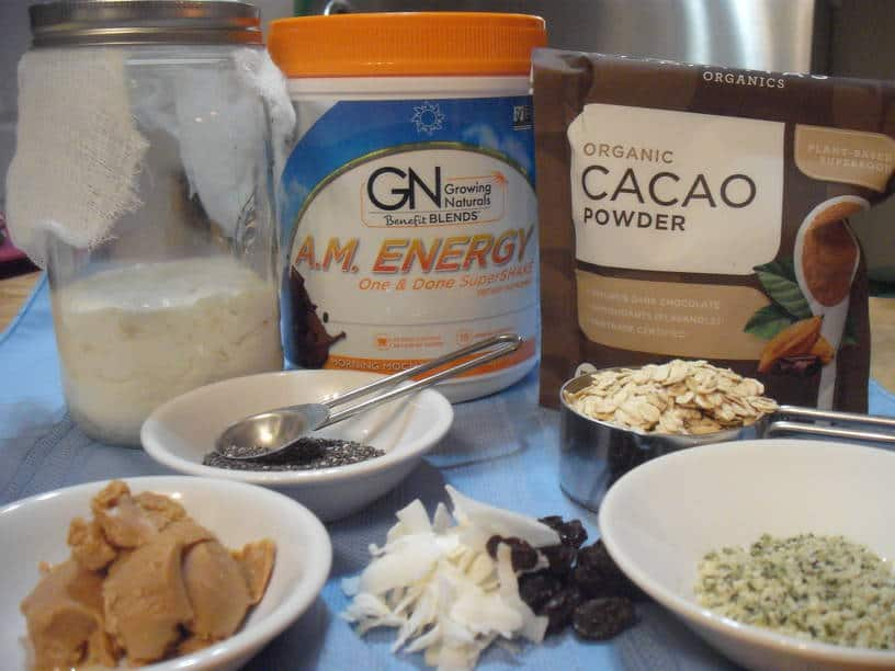 Get Organized…with Oats!