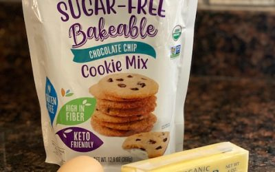 Kitchen as Classroom: Chef Hayley and the Amazing Pyrue Organic Sugarless Cookie Mix